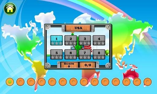 Free Download Rainbow Express Screenshot 2