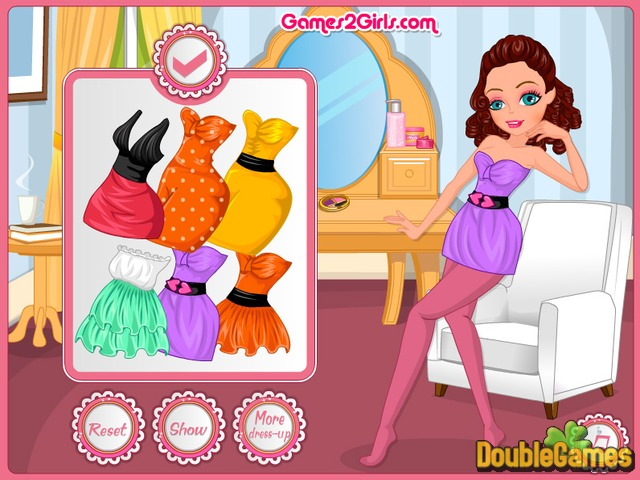 Free Download Retro Birthday Party Screenshot 2
