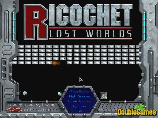 gratuitement ricochet lost worlds
