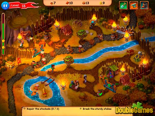 Free Download Robin Hood: Winds of Freedom Édition Collector Screenshot 2