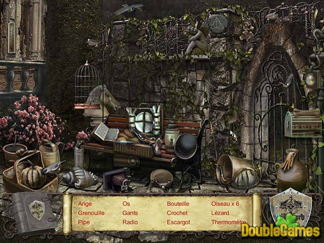 Free Download Le Secret des Hildegard Screenshot 1
