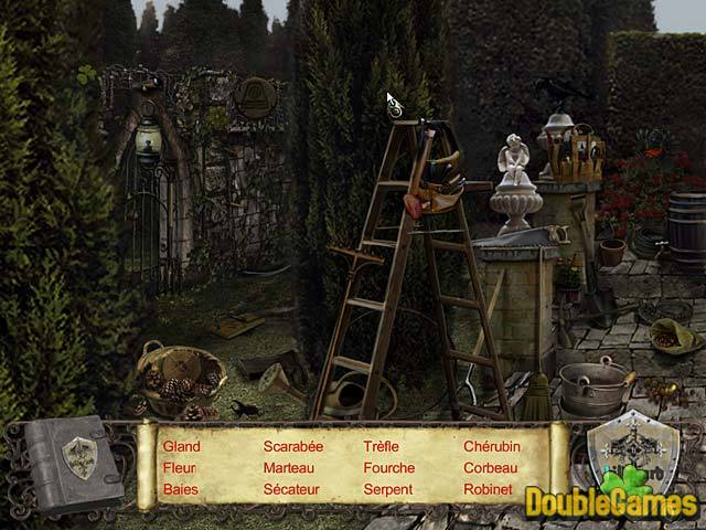 Free Download Le Secret des Hildegard Screenshot 3