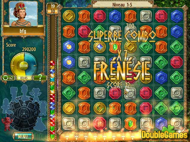 Free Download Les Trésors de Montezuma 2 Screenshot 1