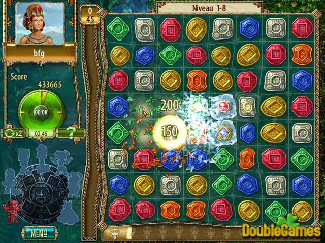 Free Download Les Trésors de Montezuma 2 Screenshot 2