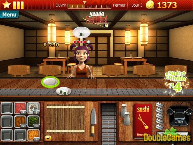 Игры PC Youda Sushi Chef (BETA) .