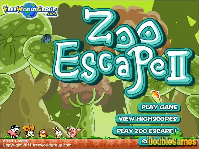 Free Download Zoo Escape 2 Screenshot 1