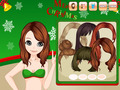 Capture d'écran de Christmas Make-Up à téléchargement gratuit 1